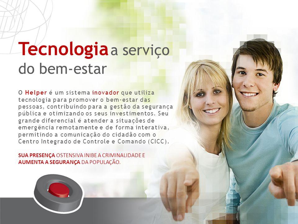 Tecnologia a serviço do bem-estar