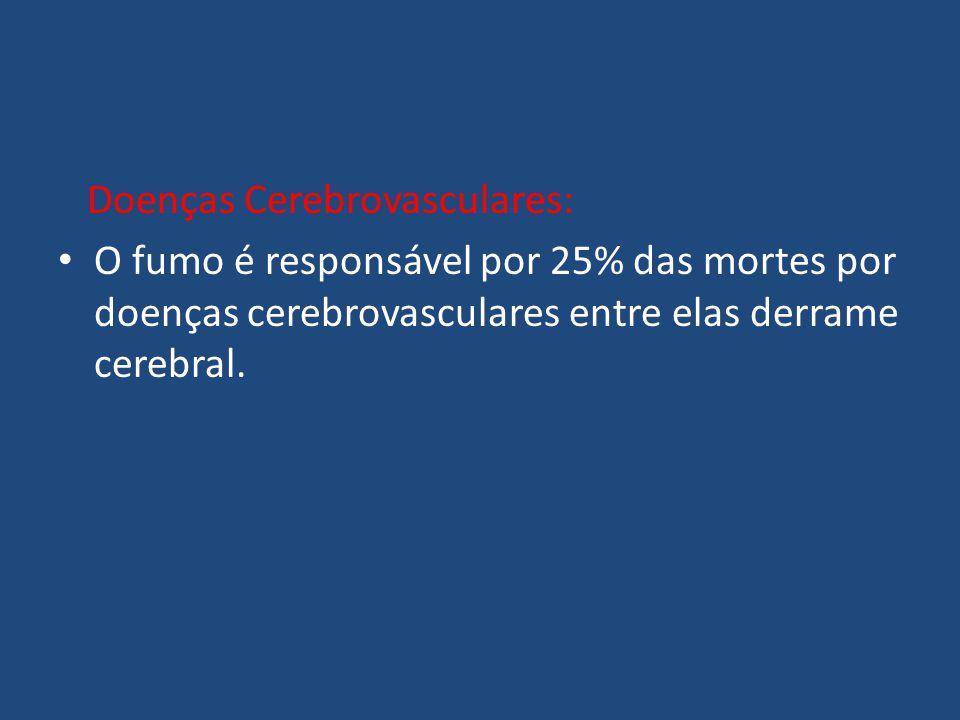 Doenças Cerebrovasculares:
