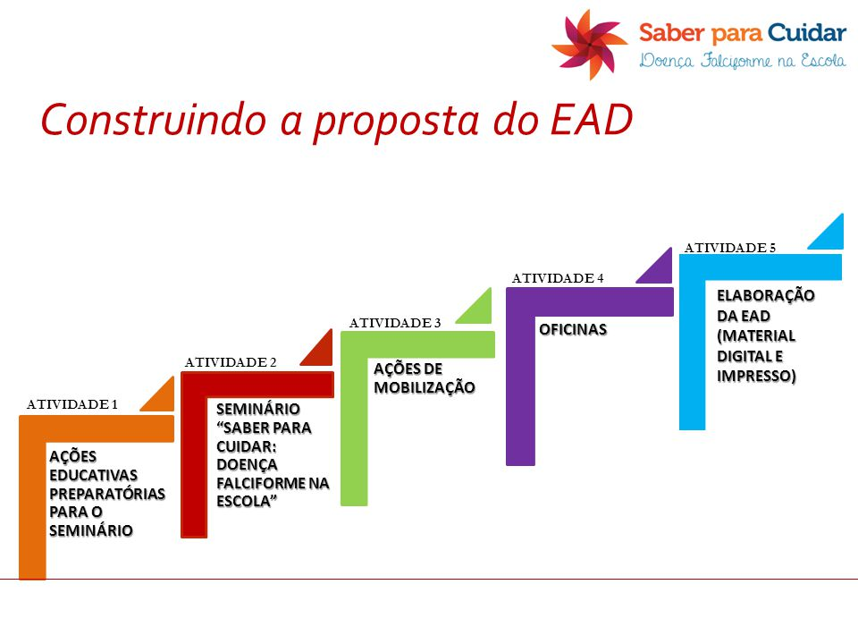 Construindo a proposta do EAD