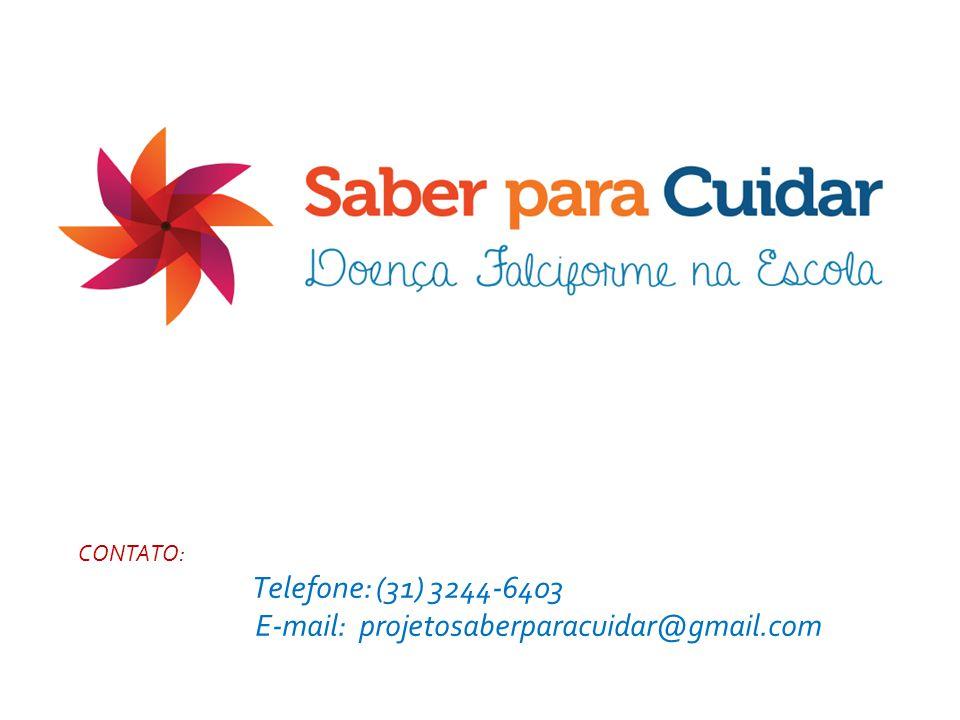 E-mail: projetosaberparacuidar@gmail.com
