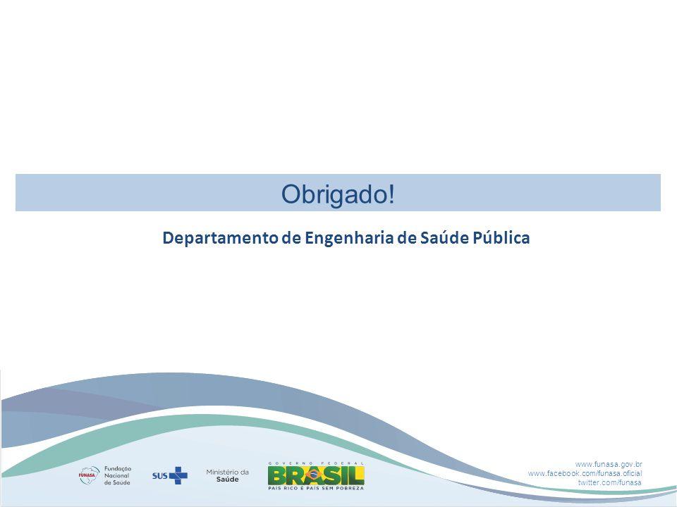 Departamento de Engenharia de Saúde Pública