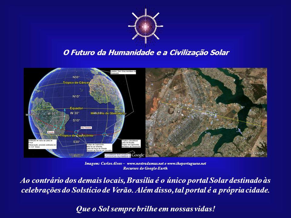 ☼ O Futuro da Humanidade e a Civilização Solar. Imagem: Carlos Alves – www.nostradamus.net e www.theportuguese.net.