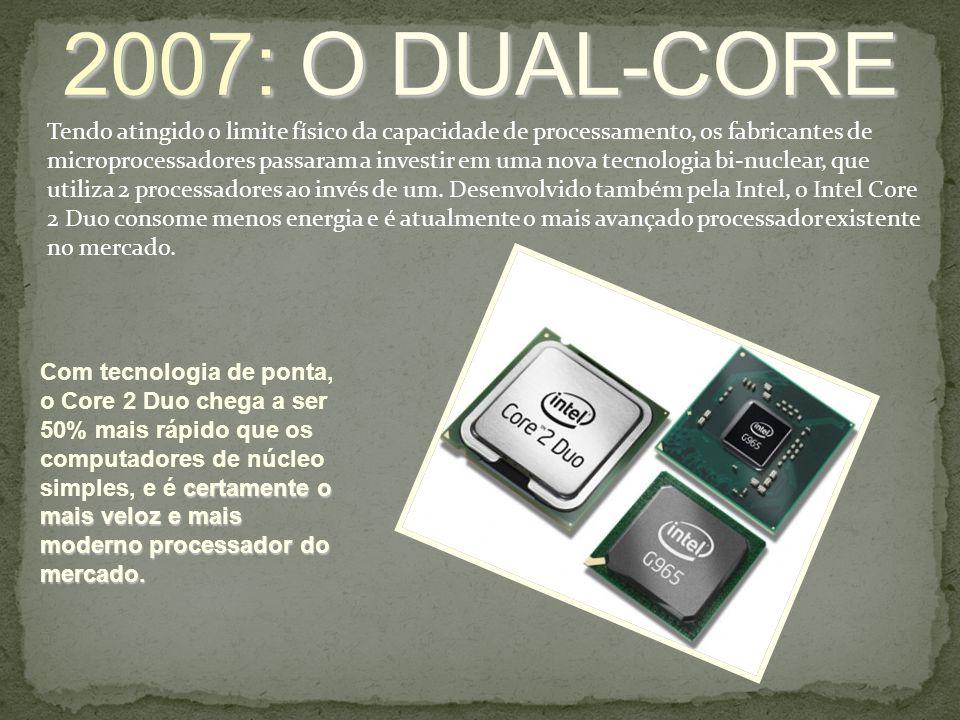 2007: O DUAL-CORE