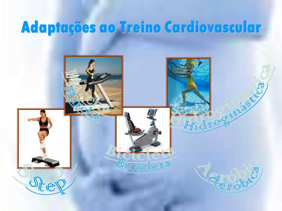 Adaptações ao Treino Cardiovascular