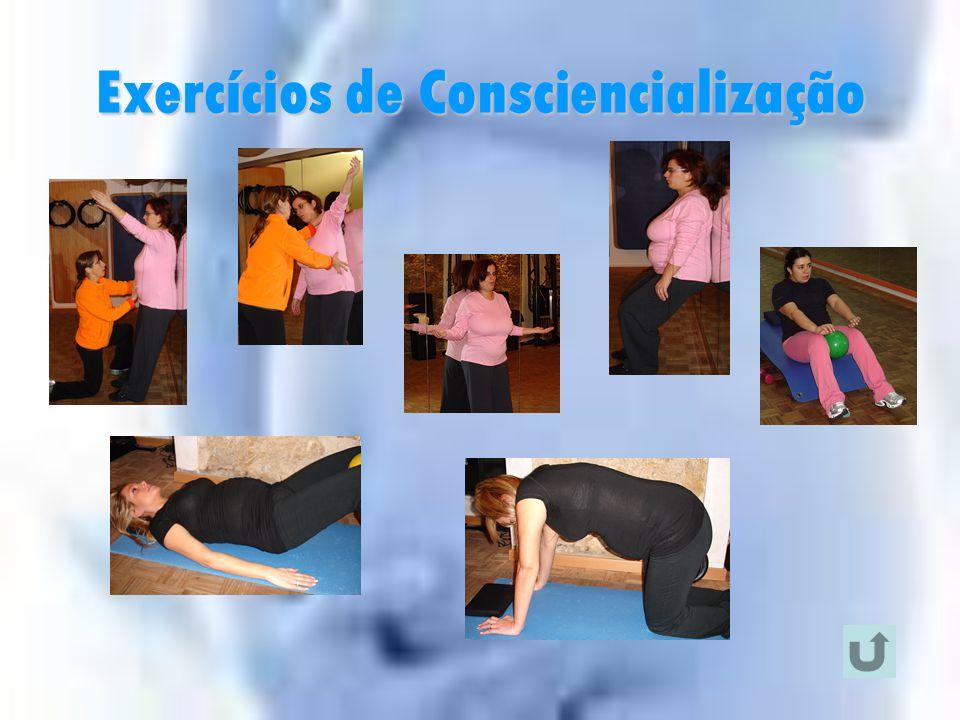 Exercícios de Consciencialização