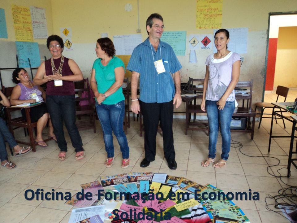 Oficina de Formação em Economia Solidária