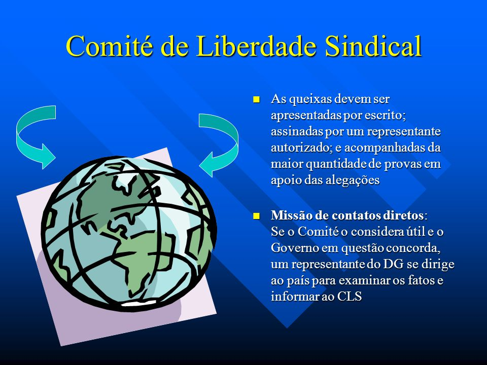 Comité de Liberdade Sindical