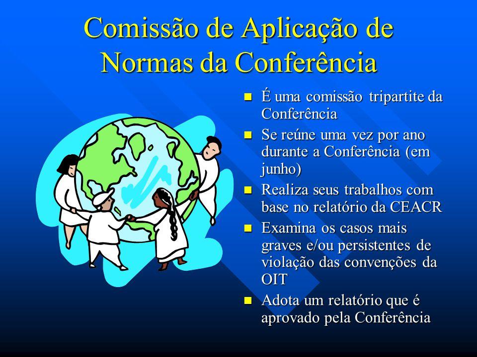 Comissão de Aplicação de Normas da Conferência
