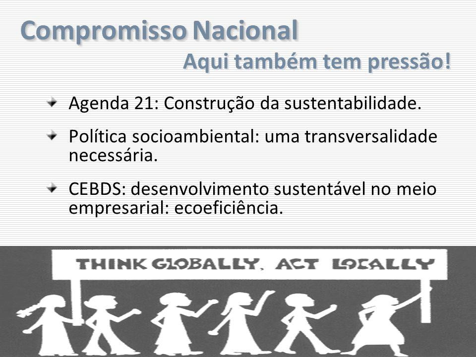 Compromisso Nacional Aqui também tem pressão!