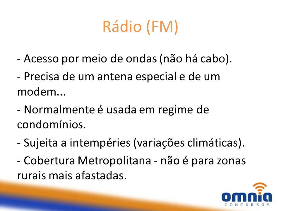 Rádio (FM)