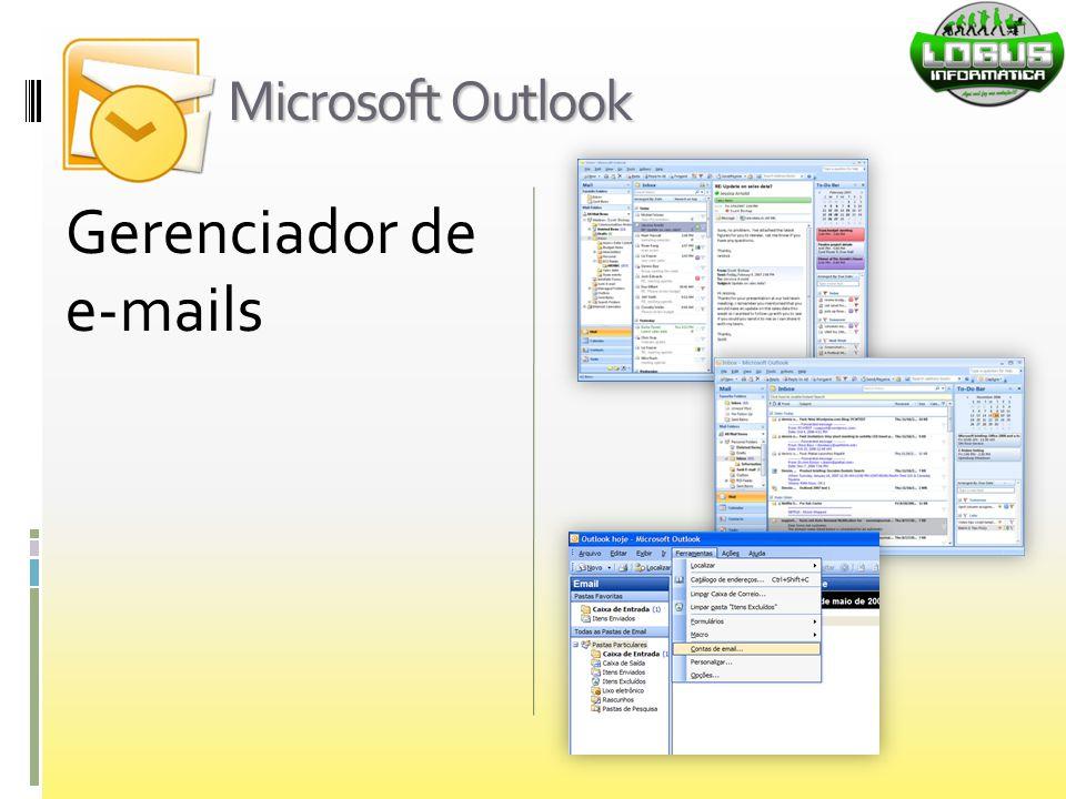 Gerenciador de e-mails