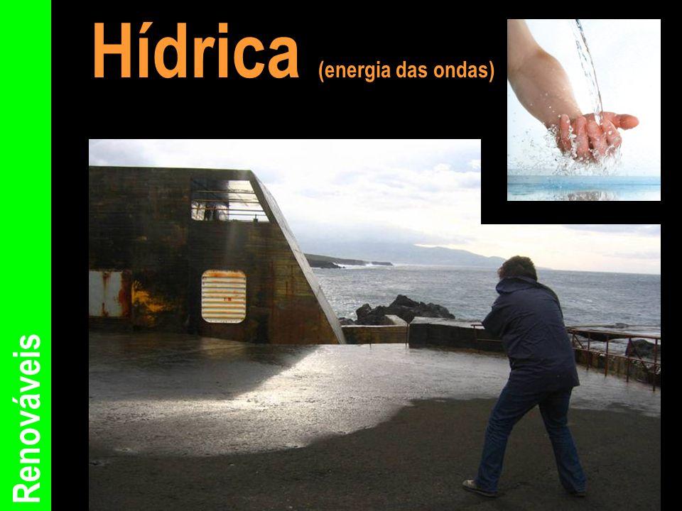 Hídrica (energia das ondas)
