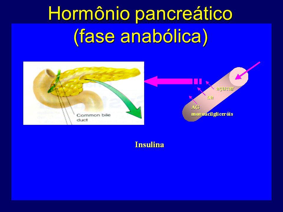 Hormônio pancreático (fase anabólica) http://fisio.icb.usp.br/