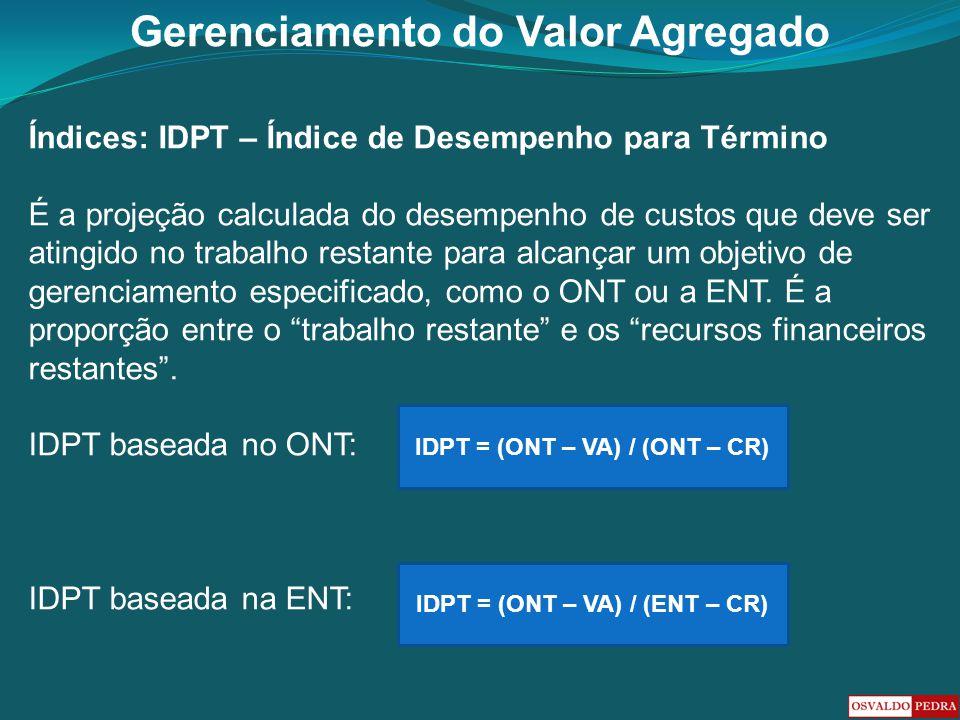 IDPT = (ONT – VA) / (ONT – CR) IDPT = (ONT – VA) / (ENT – CR)