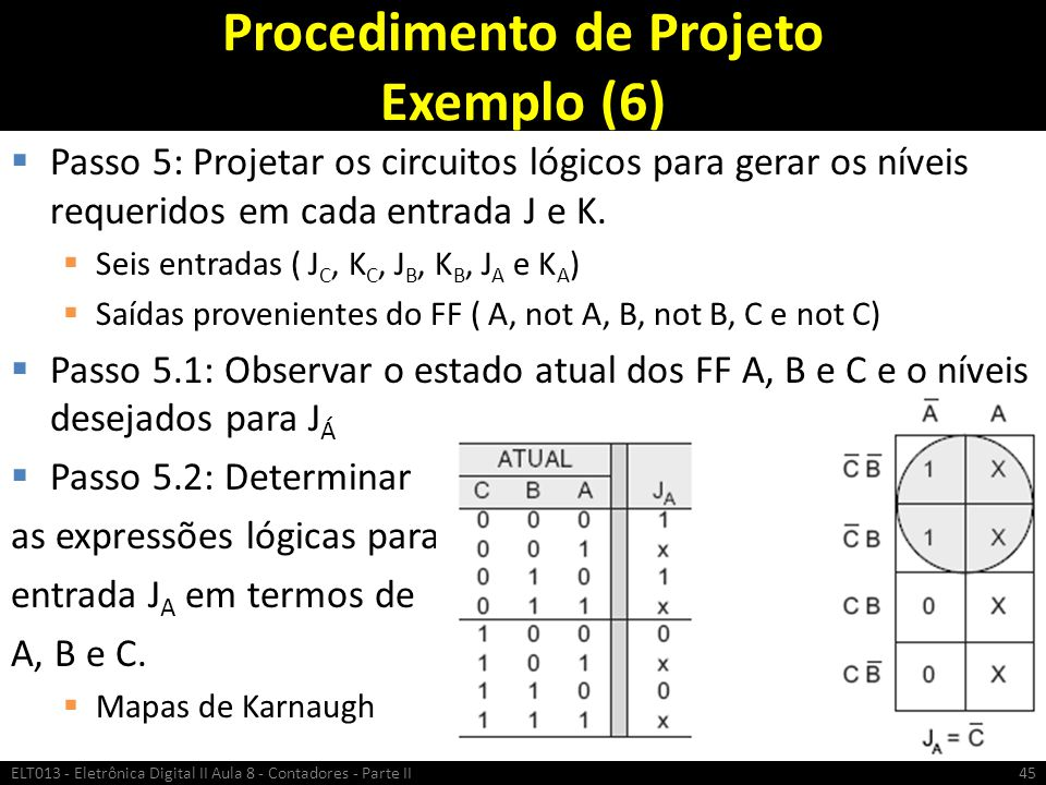 Procedimento de Projeto Exemplo (6)