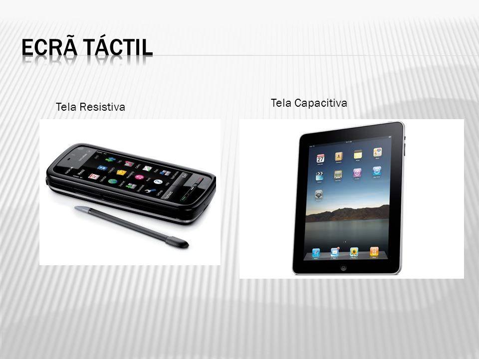 Ecrã Táctil Tela Capacitiva Tela Resistiva