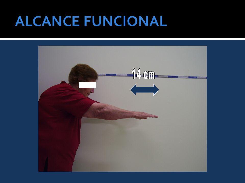 ALCANCE FUNCIONAL 14 cm