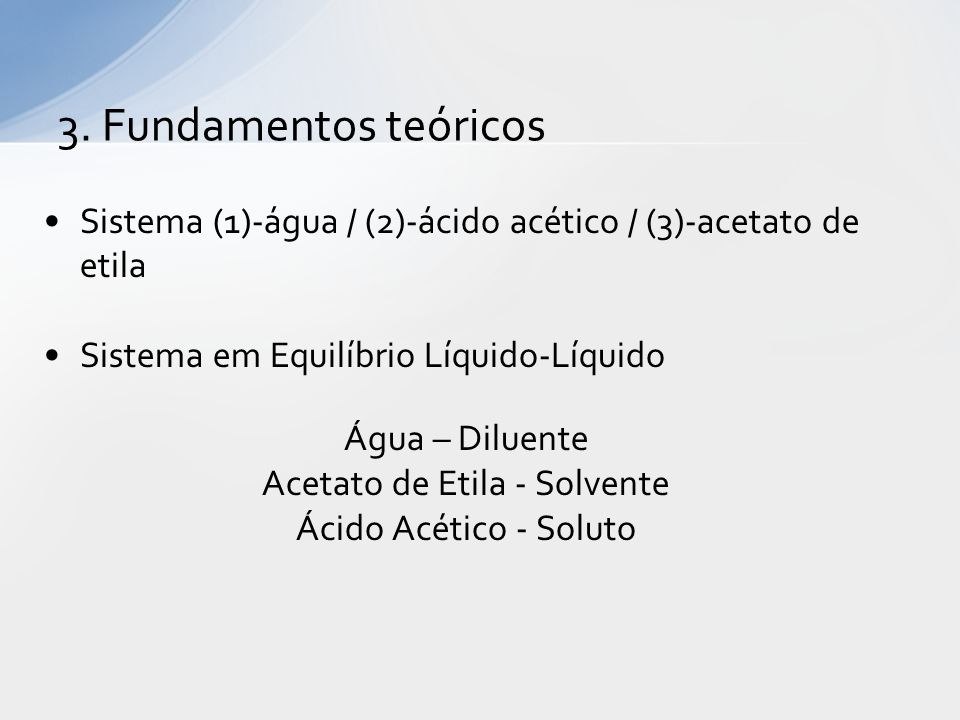 Acetato de Etila - Solvente