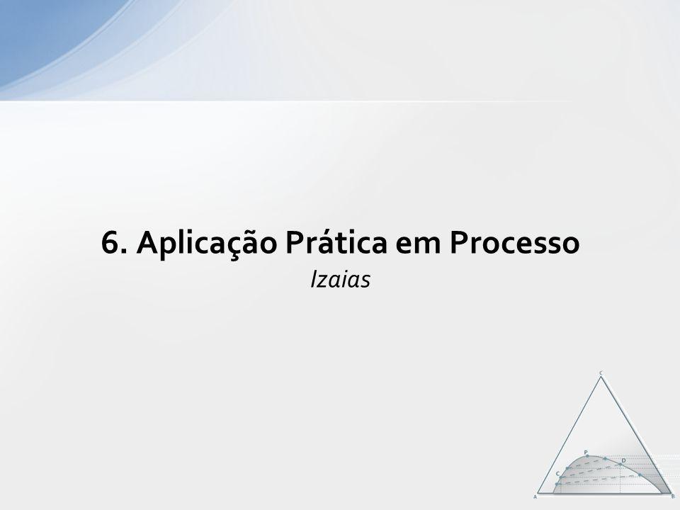 6. Aplicação Prática em Processo Izaias