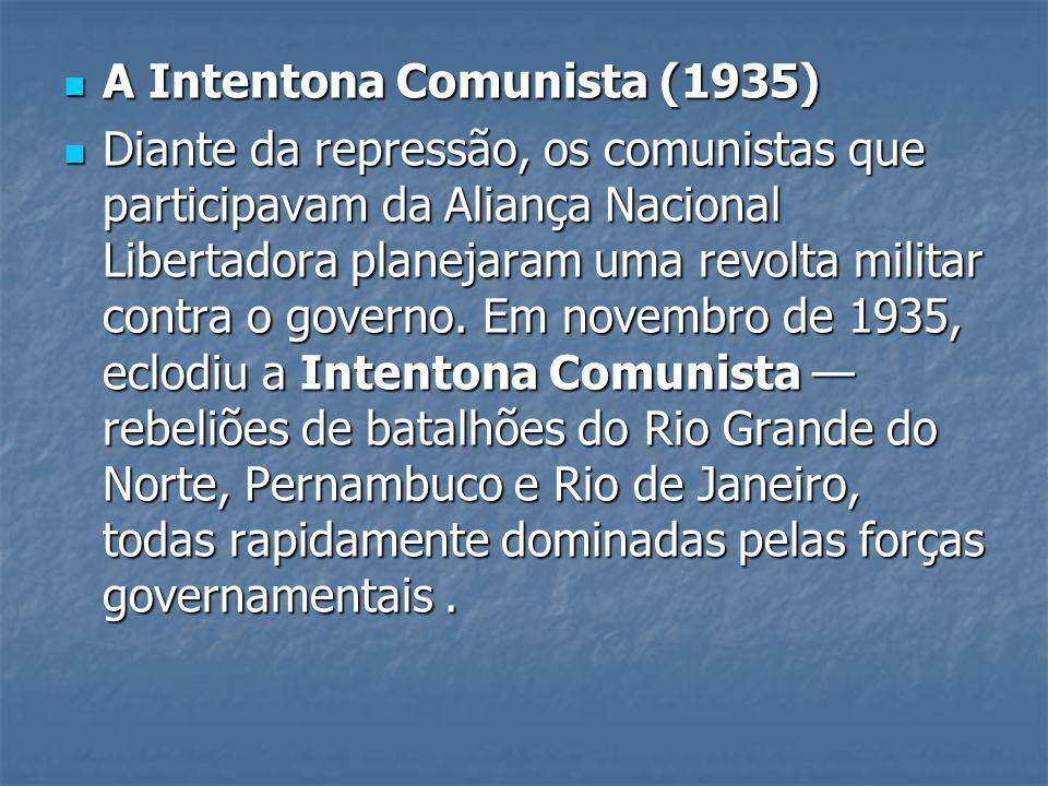 A Intentona Comunista (1935)