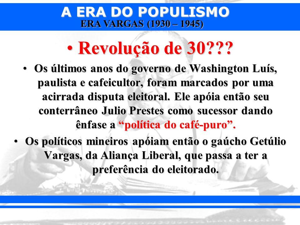Revolução de 30