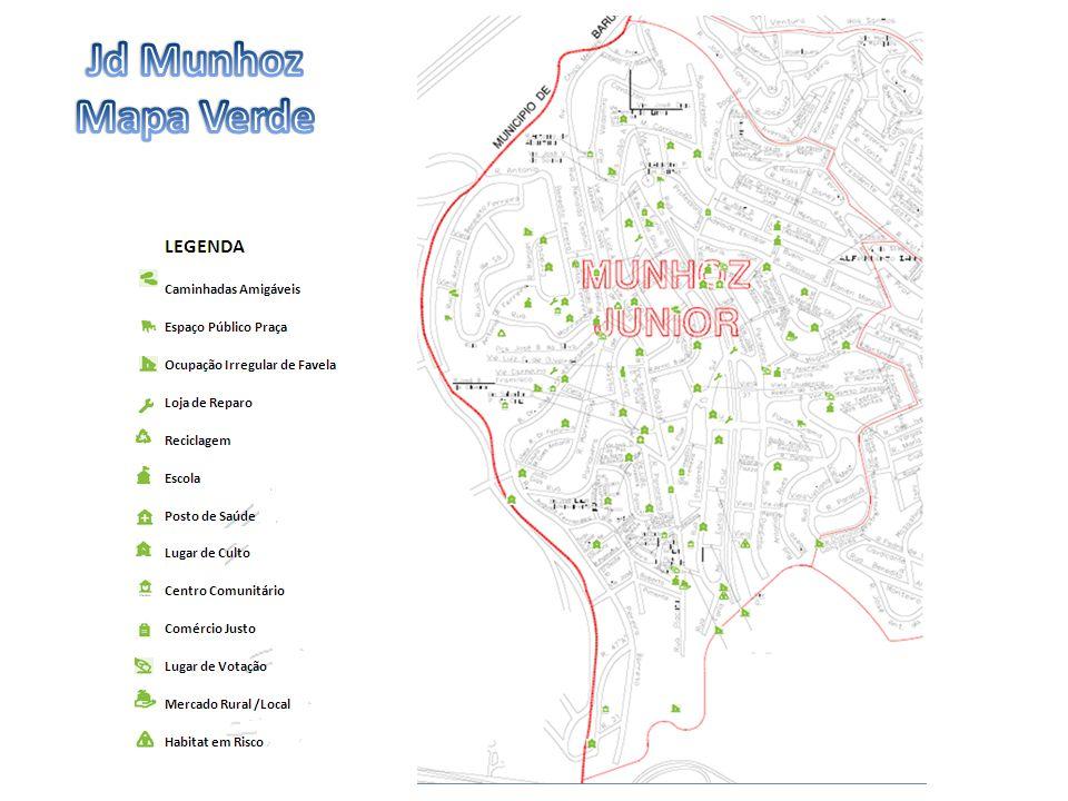 Jd Munhoz Mapa Verde