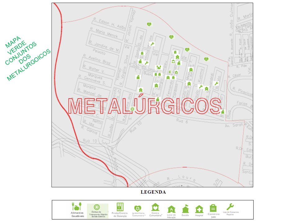 MAPA CONJUNTOS VERDE METALURGOICOS DOS