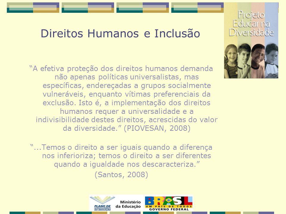 Direitos Humanos e Inclusão