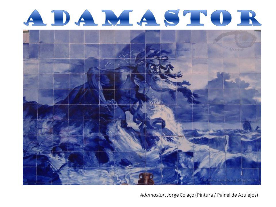 Adamastor Adamastor, Jorge Colaço (Pintura / Painel de Azulejos)