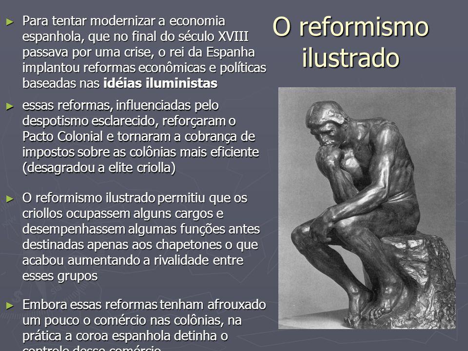 O reformismo ilustrado