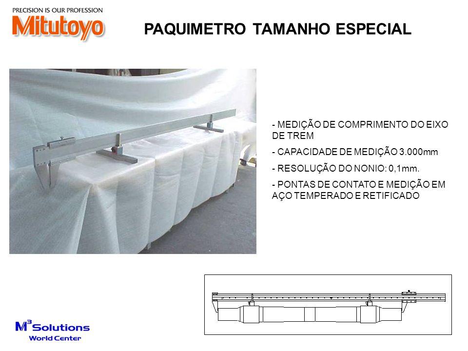 PAQUIMETRO TAMANHO ESPECIAL