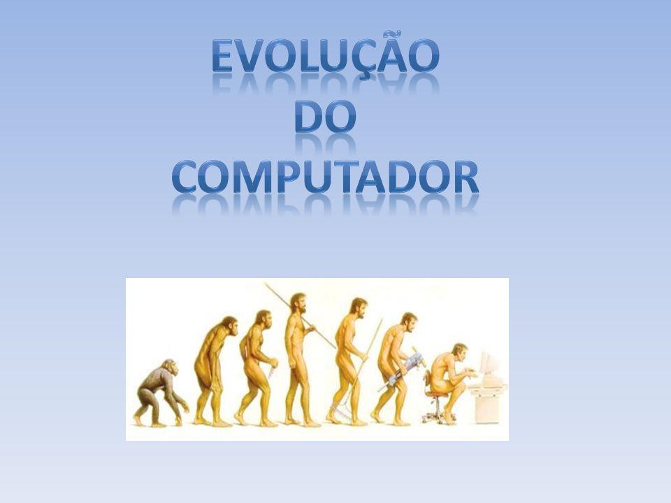 EVOLUÇÃO Do computador