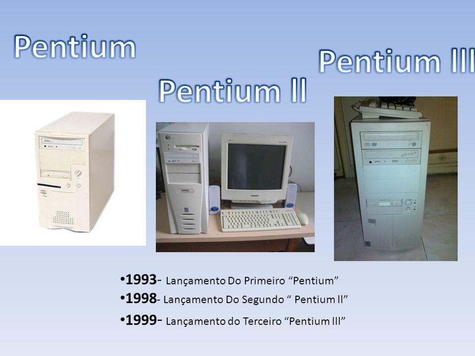 Pentium Pentium lll Pentium ll