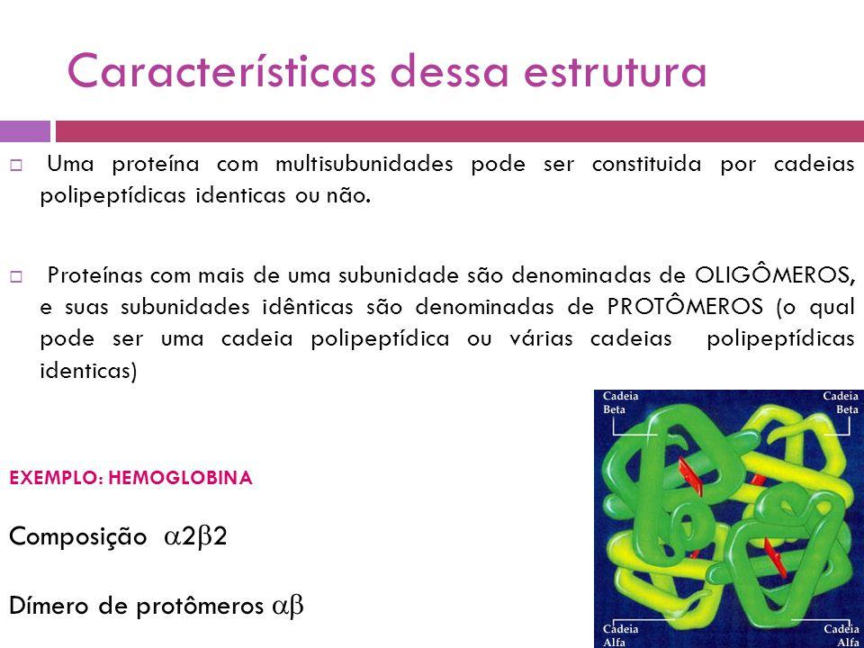 Características dessa estrutura