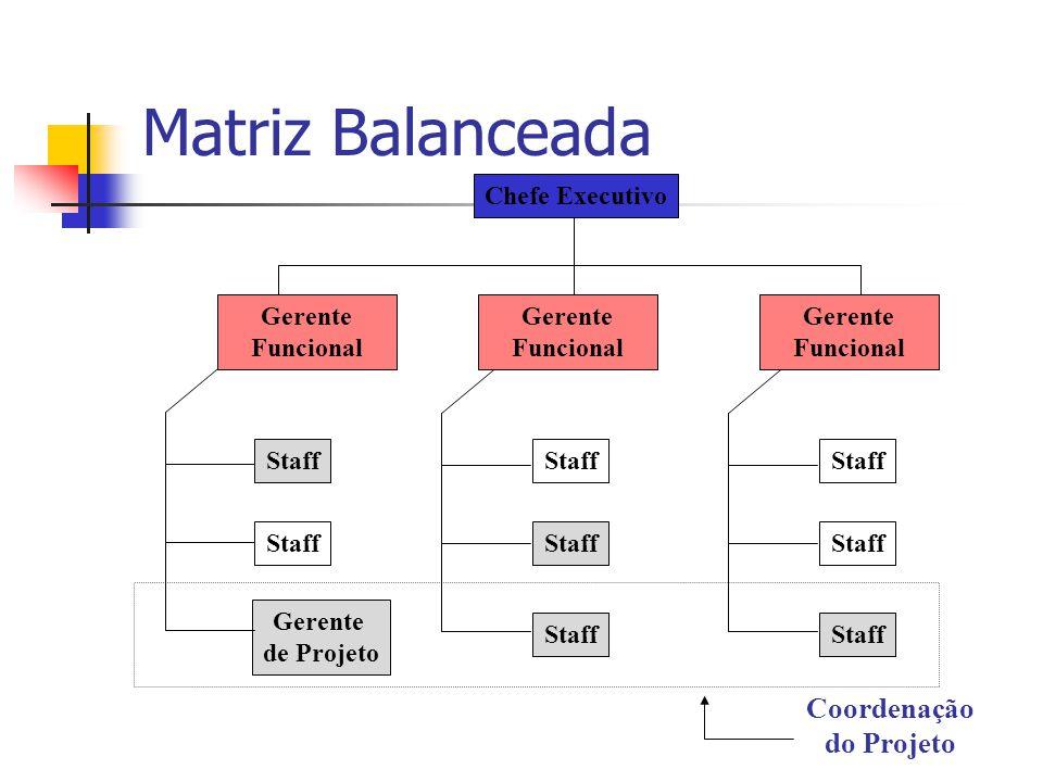 Coordenação do Projeto