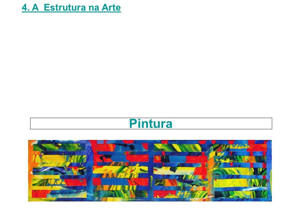 4. A Estrutura na Arte Pintura