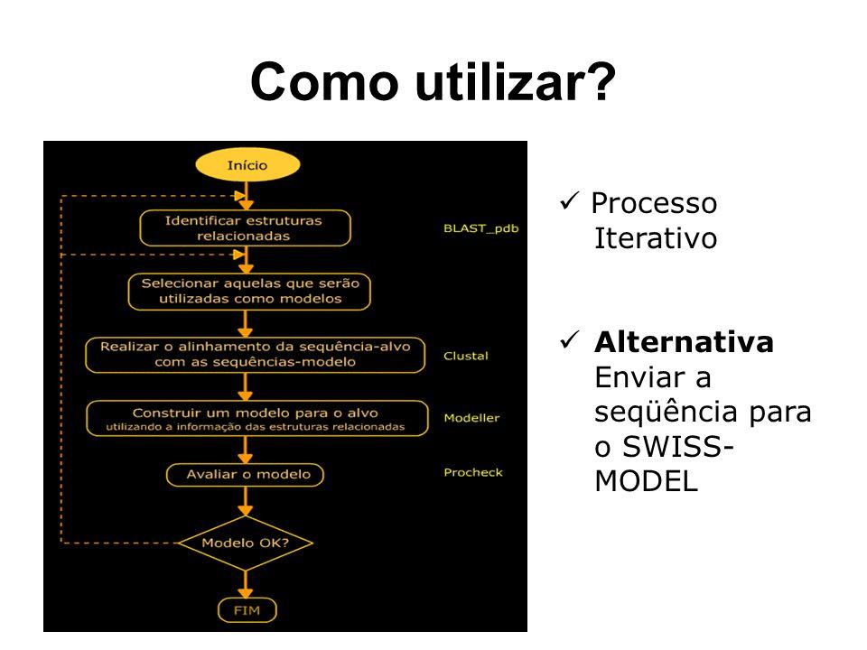 Como utilizar  Processo Iterativo