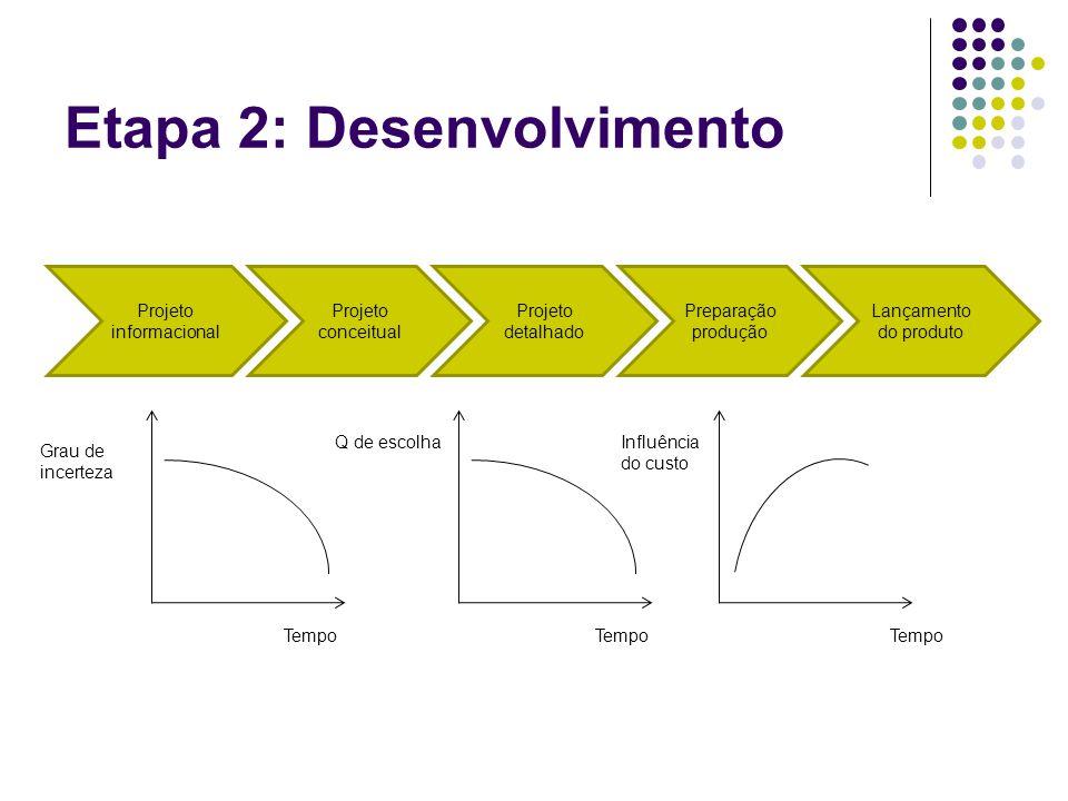 Etapa 2: Desenvolvimento