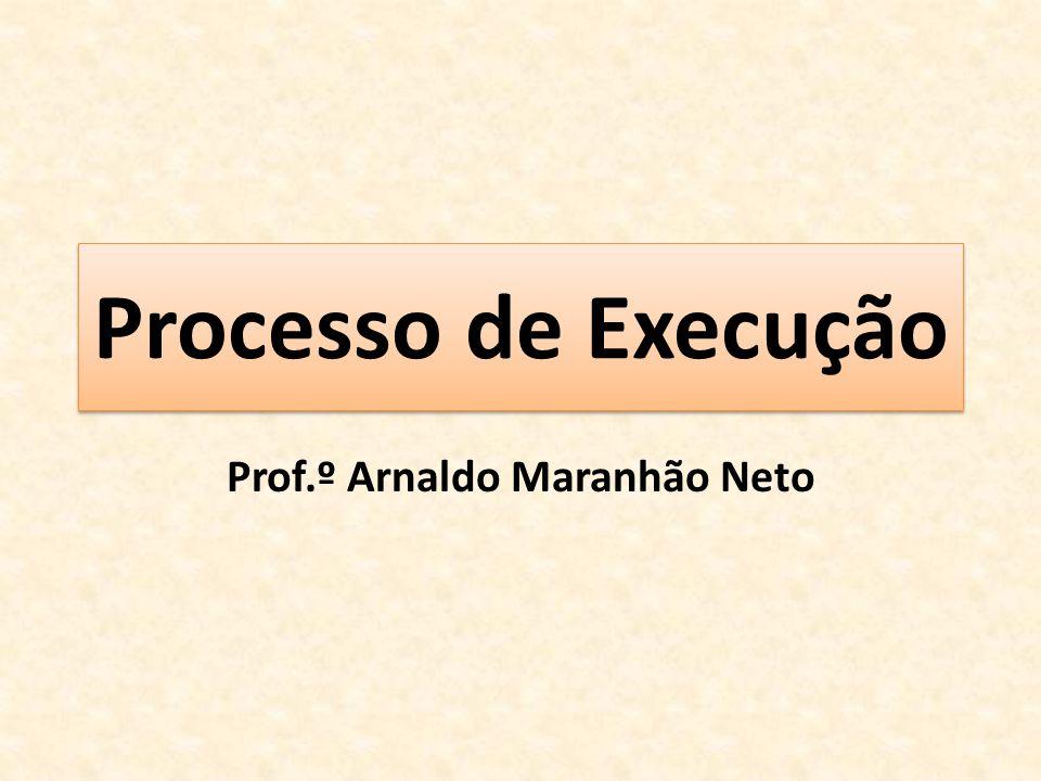 Prof.º Arnaldo Maranhão Neto