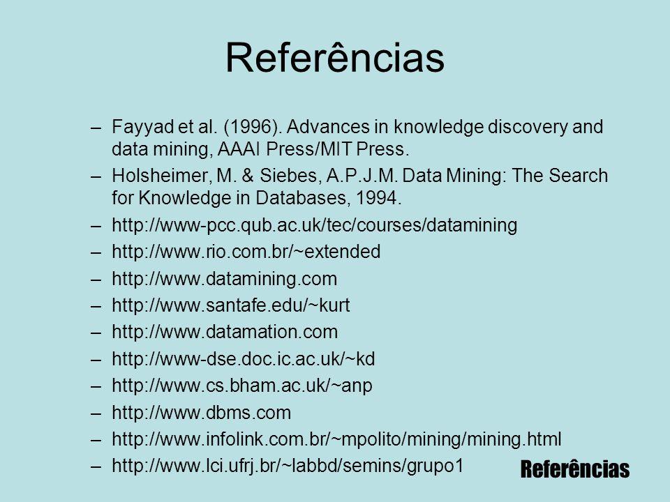 Referências Referências