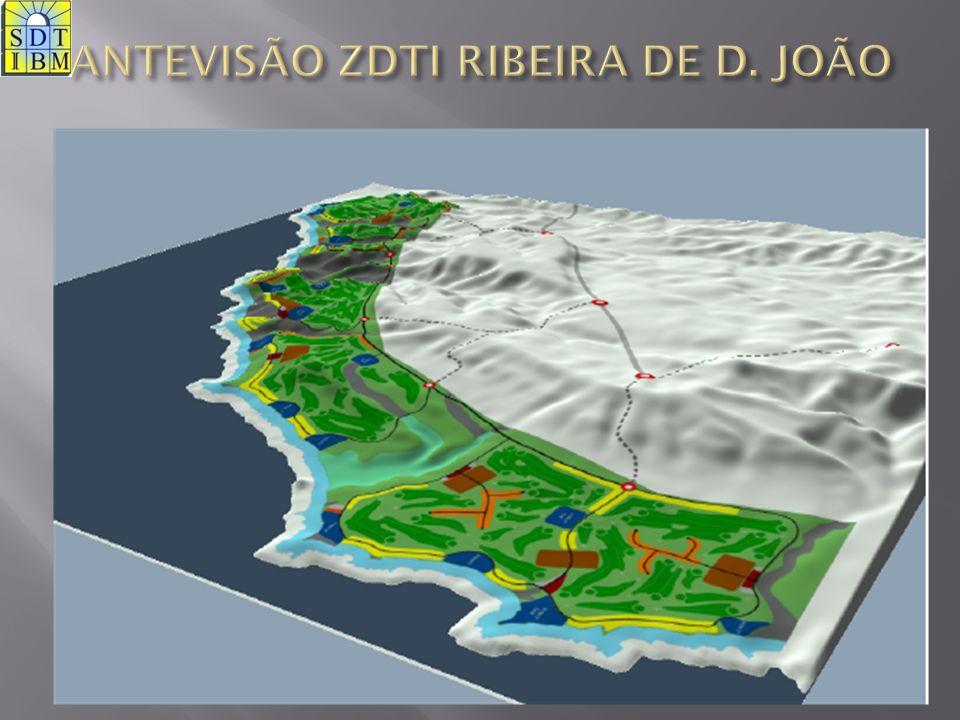 ANTEVISÃO ZDTI RIBEIRA DE D. JOÃO
