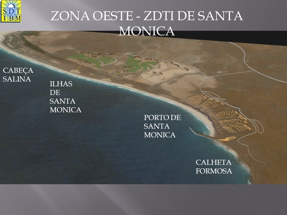 ZONA OESTE - ZDTI DE SANTA MONICA