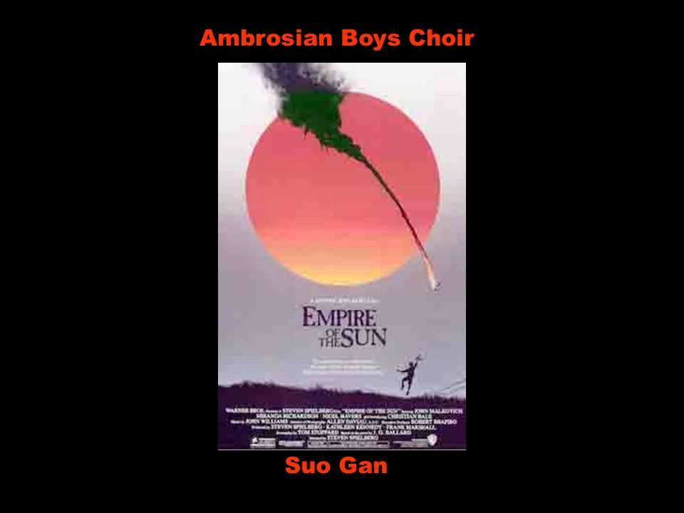 Ambrosian Boys Choir Suo Gan