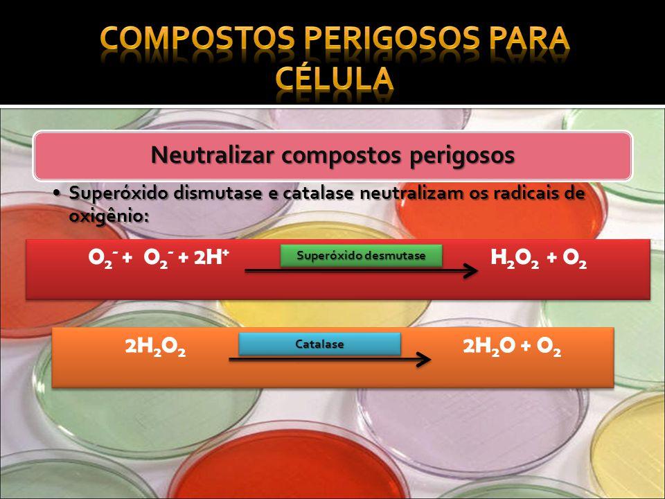 Compostos perigosos para célula