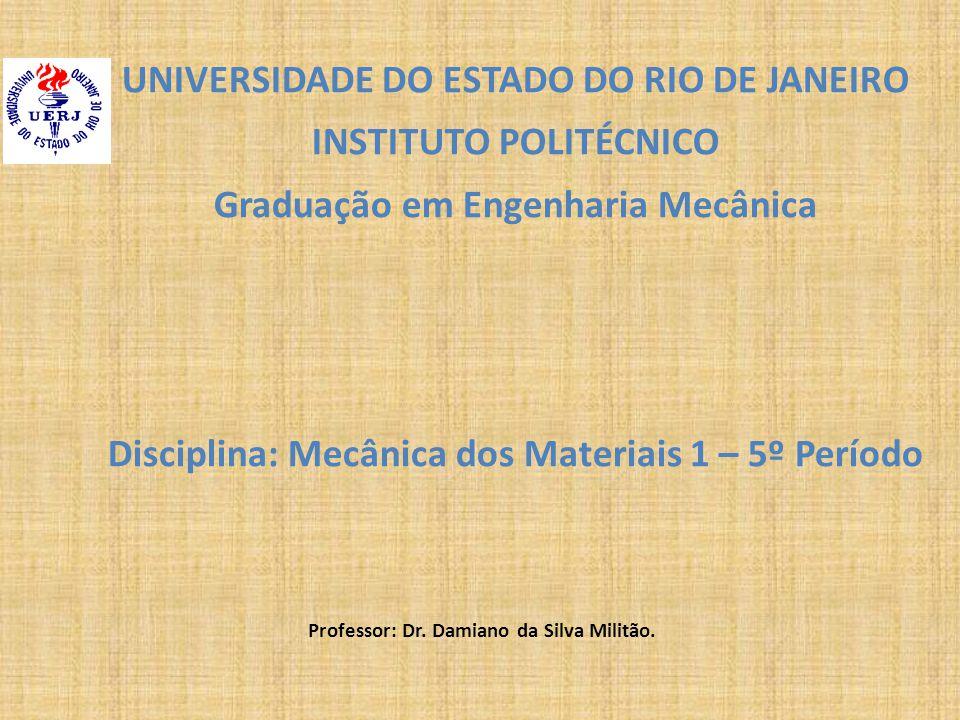 UNIVERSIDADE DO ESTADO DO RIO DE JANEIRO INSTITUTO POLITÉCNICO