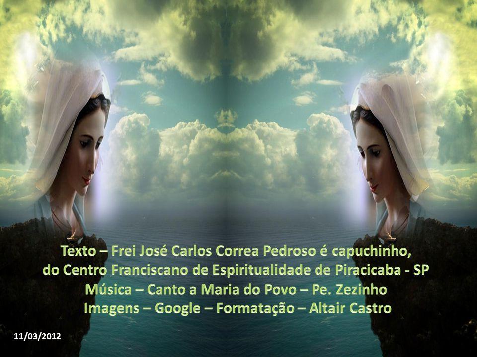 Texto – Frei José Carlos Correa Pedroso é capuchinho,