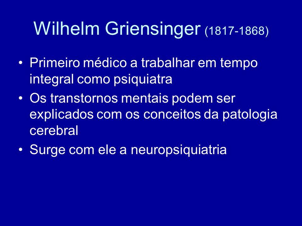 Wilhelm Griensinger (1817-1868)