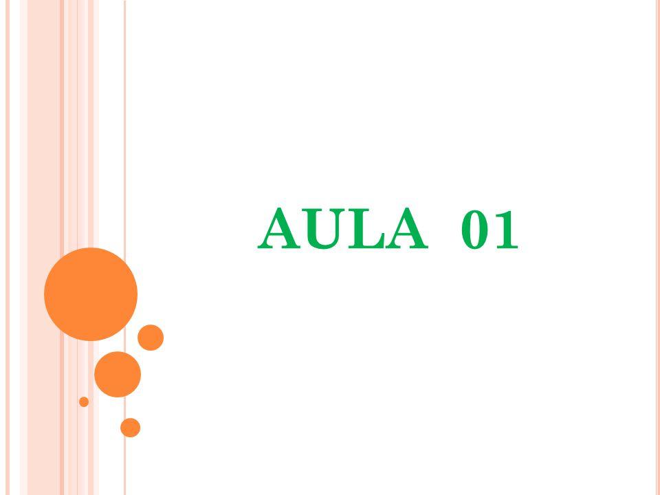 AULA 01