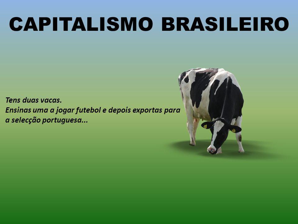 CAPITALISMO BRASILEIRO