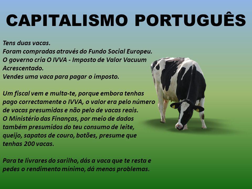 CAPITALISMO PORTUGUÊS